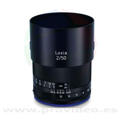 ZEISS Loxia 2/50