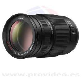 Objetivo Panasonic H-FS100300