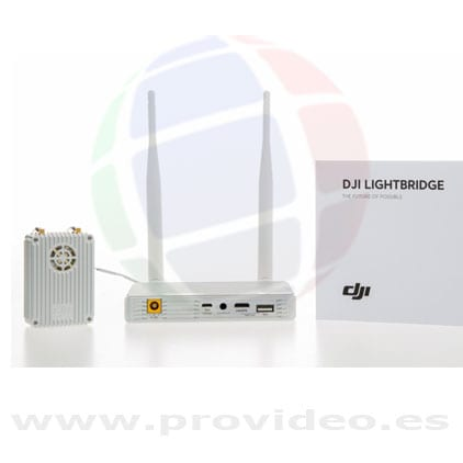 DJI Lightbridge