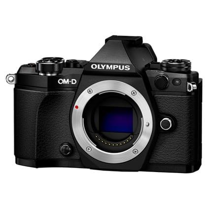 camara-olympus-e-m5-mark-ii-cuerpo-negro
