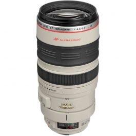 Objetivo Canon EF 100-400 MM F:4.5-5.6L IS USM