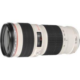 Objetivo Canon EF 70-200 MM F:4L USM