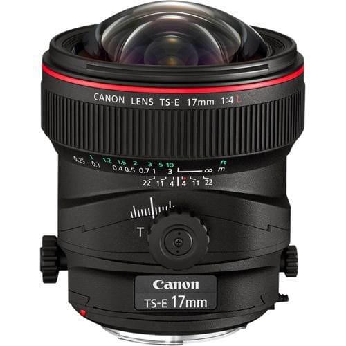 Objetivo Canon TS-E 17 MM F:4L