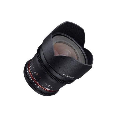 SAMYANG 10 mm T3.1 VDSLR II