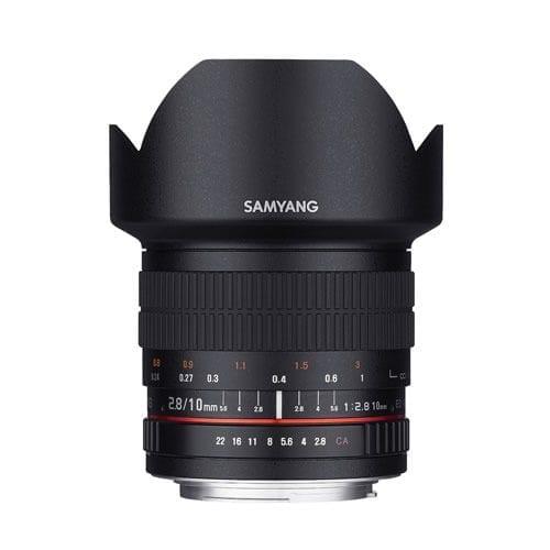 SAMYANG 10 mm f 2.8