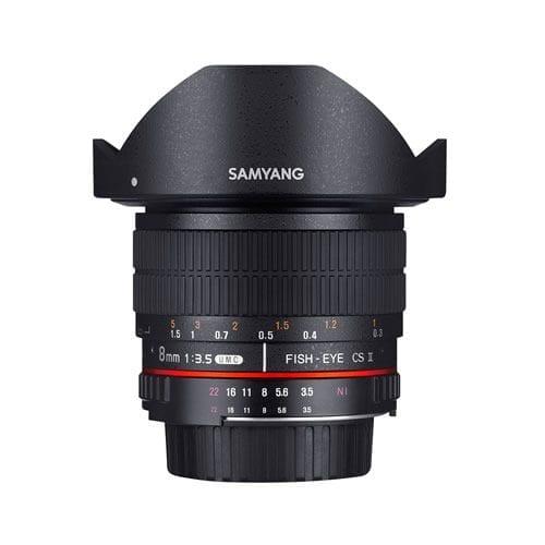 SAMYANG 8 mm f 3.5