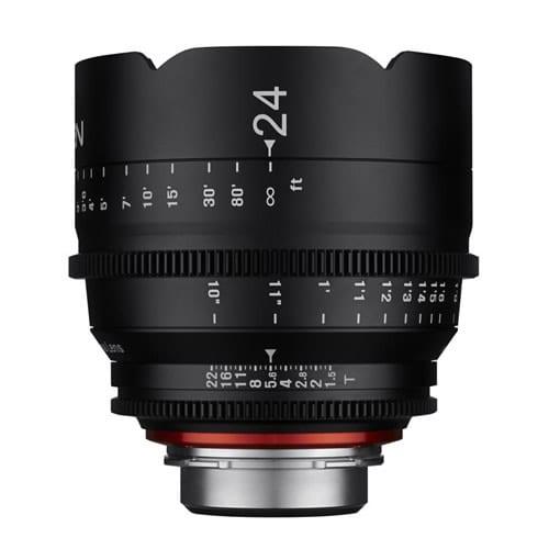 Samyang Xeen 24mm - Compra Online
