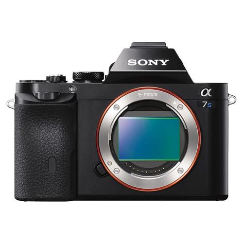 Sony Alpha A7s - Venta Online