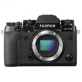 Fujifilm X-T2 Negra (Black)