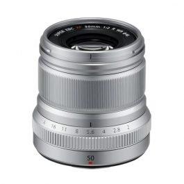 Fujinon-XF50mmF2-WR-Lens-Silver-1