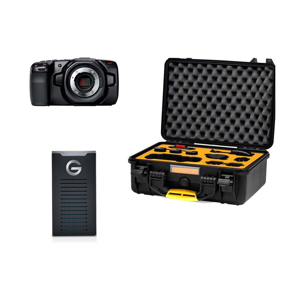 pkt2400/ /01/Maleta para blackamgic Pocket Cinema Camera Pocket 4/K