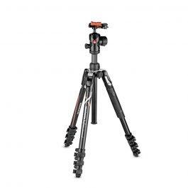 Manfrotto MKBFRLA-BH - Trípode Befree Advanced diseñado para cámaras Sony α