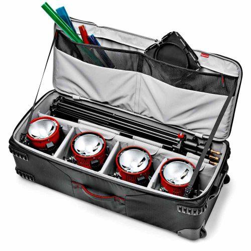 Manfrotto Maleta con Ruedas Pro Light LW-97W V2